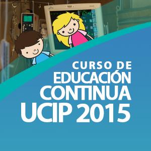 Curso de educación continua UCIP 2015