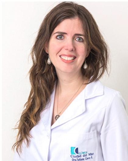 Dra. Tatiana Cevo Espinoza