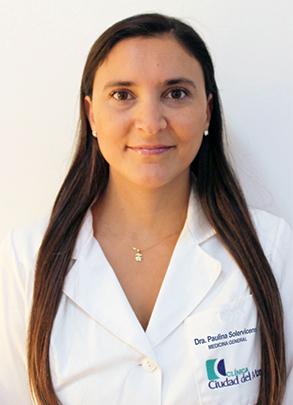 Médico General</br>Paulina Solervicens R.