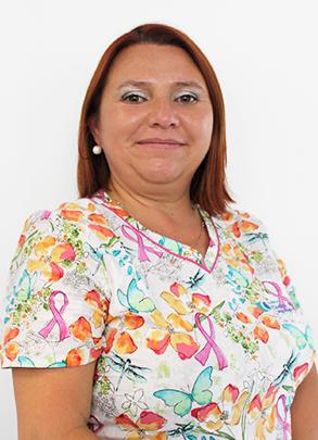 Irma Encina </br>Técnico en Enfermería