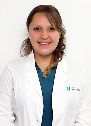 Dra. María José Valdés </br>Médico Residente