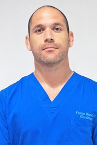 Kinesiólogo</br>Felipe Bravo C.
