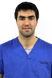 Kinesiólogo</br>Gabriel Sanino Z.
