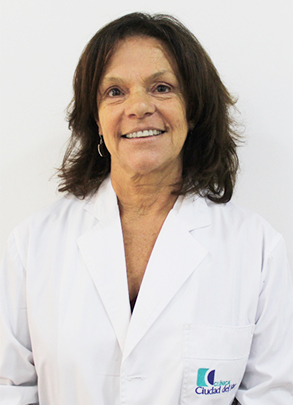 Nutrióloga Infanto Juvenil</br>María Marín B.