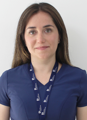 E.U. Paulina Herrera</br>Enfermera Coordinadora