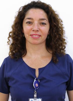 E.U. Alejandra Rojas</br>Enfermera Coordinadora